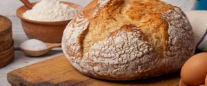 Receta de Pan Casero | Cómo hacer pan casero | MUELOLIVA ✓