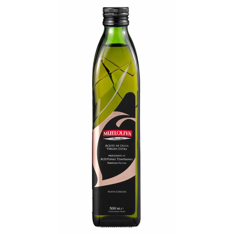 Mueloliva Botella de Cristal Priego de Córdoba