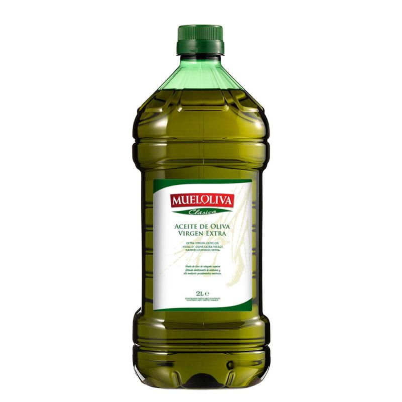 Mueloliva Clásica PET 2L