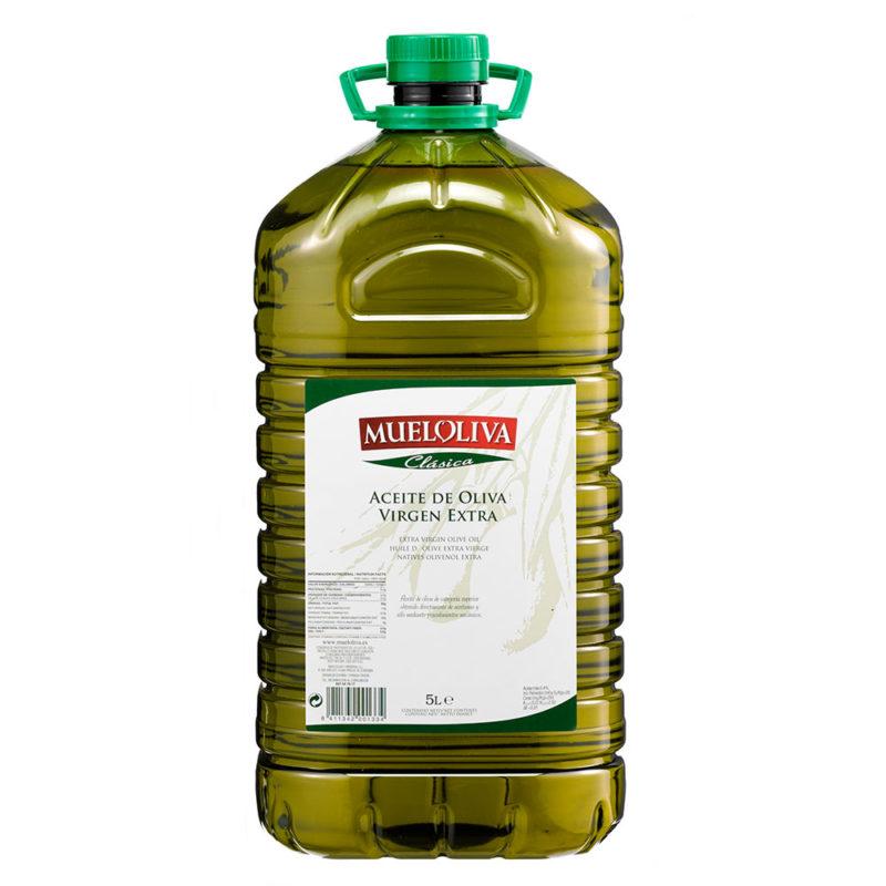 Mueloliva Clásica PET 5L