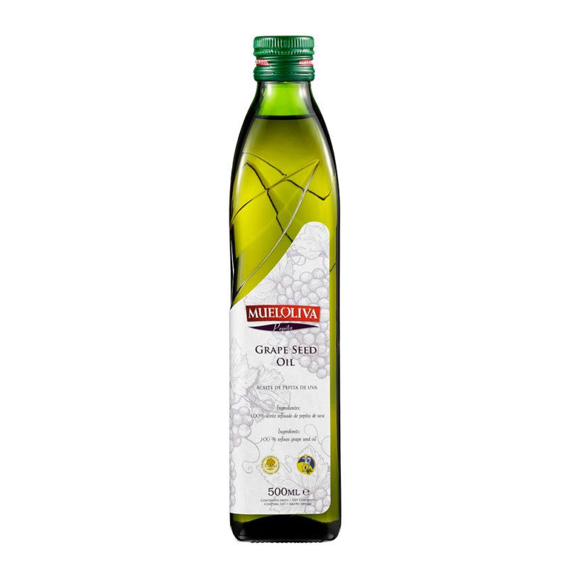 Mueloliva Pepita de Uva Cristal 500 ml