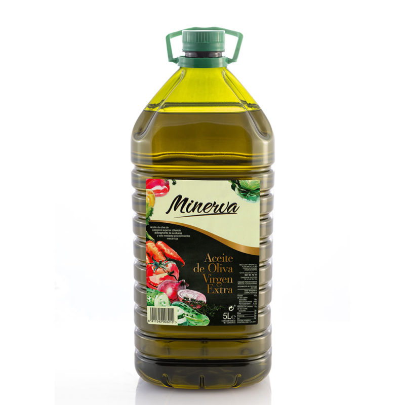 Minerva Virgen Extra PET 5L