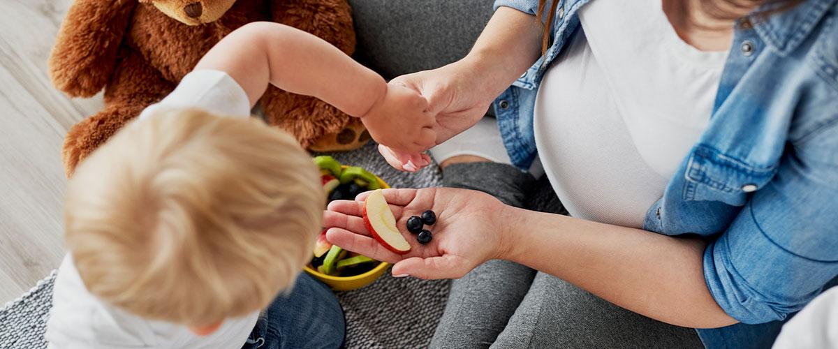 Aceite de oliva durante el embarazo mejora la salud de tu bebe