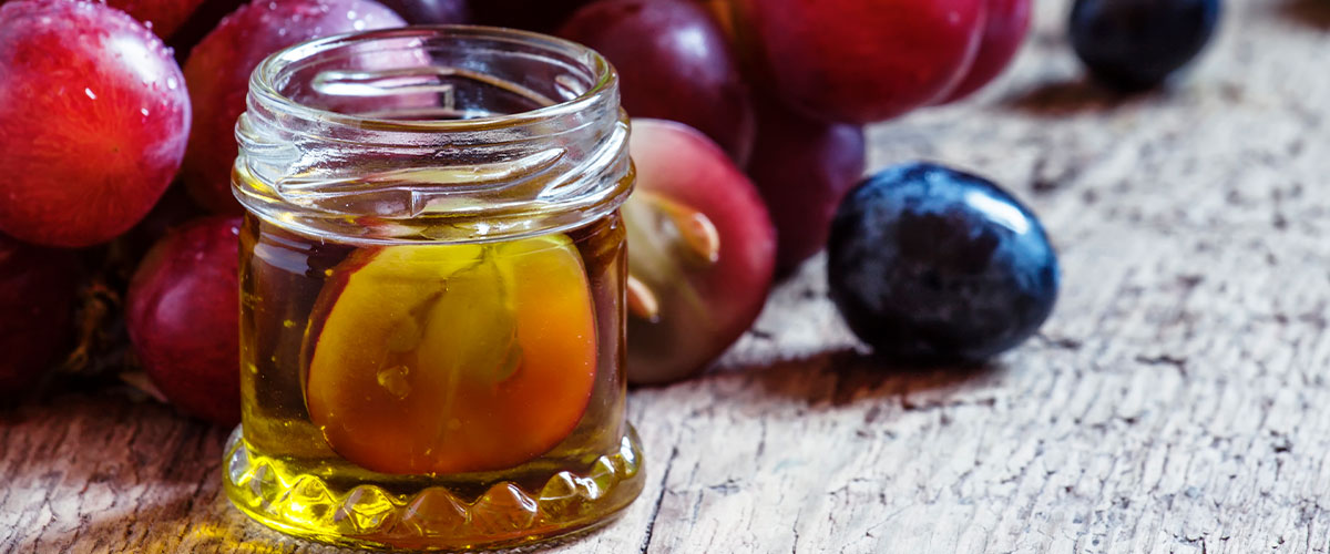 Aceite pepita de uva